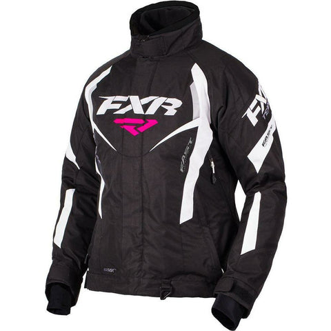 FXR W Team RL Jacket 2019 Jacket FXR Black/White 2