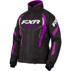 FXR W Team RL Jacket 2019 Jacket FXR Black/Wineberry 2