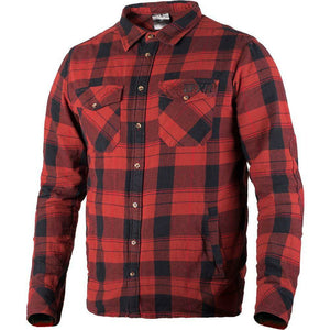 FXR M Timber Plaid Shirt 2019 Flannel FXR Maroon/Black S