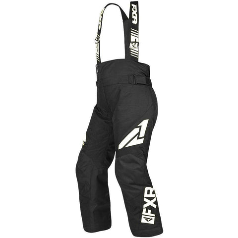 FXR Youth Clutch Pant 2019 Pants & Bibs FXR Black/White 16