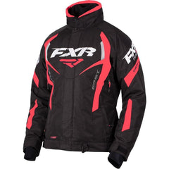 FXR W Team RL Jacket 2019 Jacket FXR Black/Coral 2