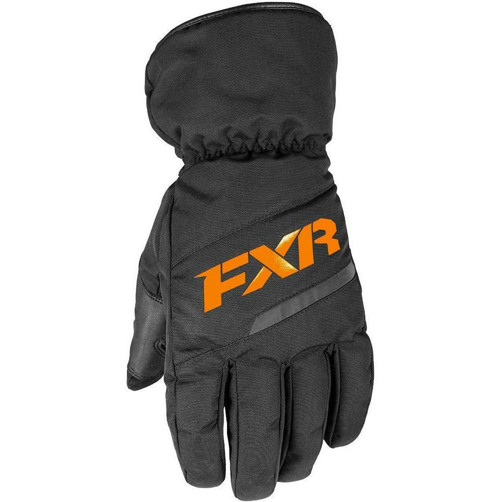 FXR M Octane Glove 2019 Gloves FXR Black / Orange X-Small