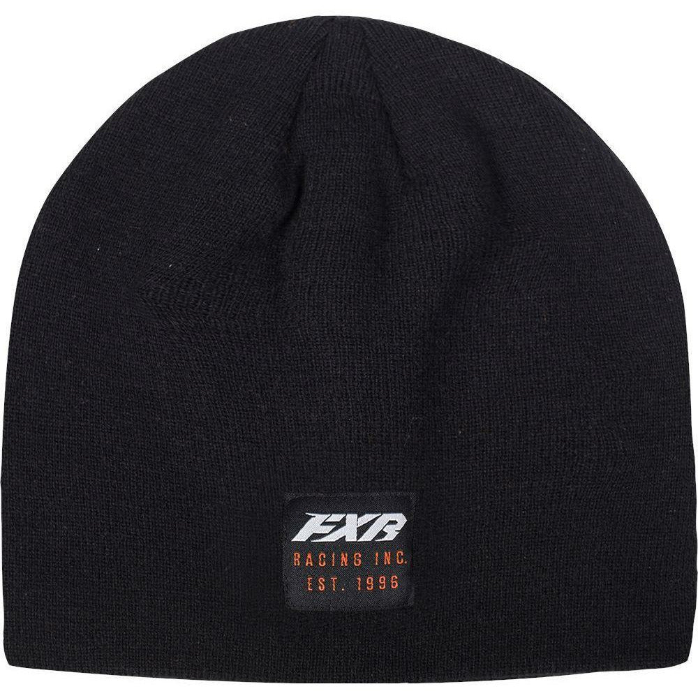 FXR Infinite Beanie 2019 Beanie FXR Black/Orange OS
