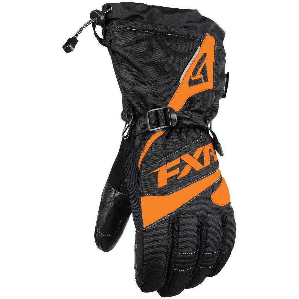 FXR Fuel Men's Glove 2019 Gloves FXR Black/Orange XS