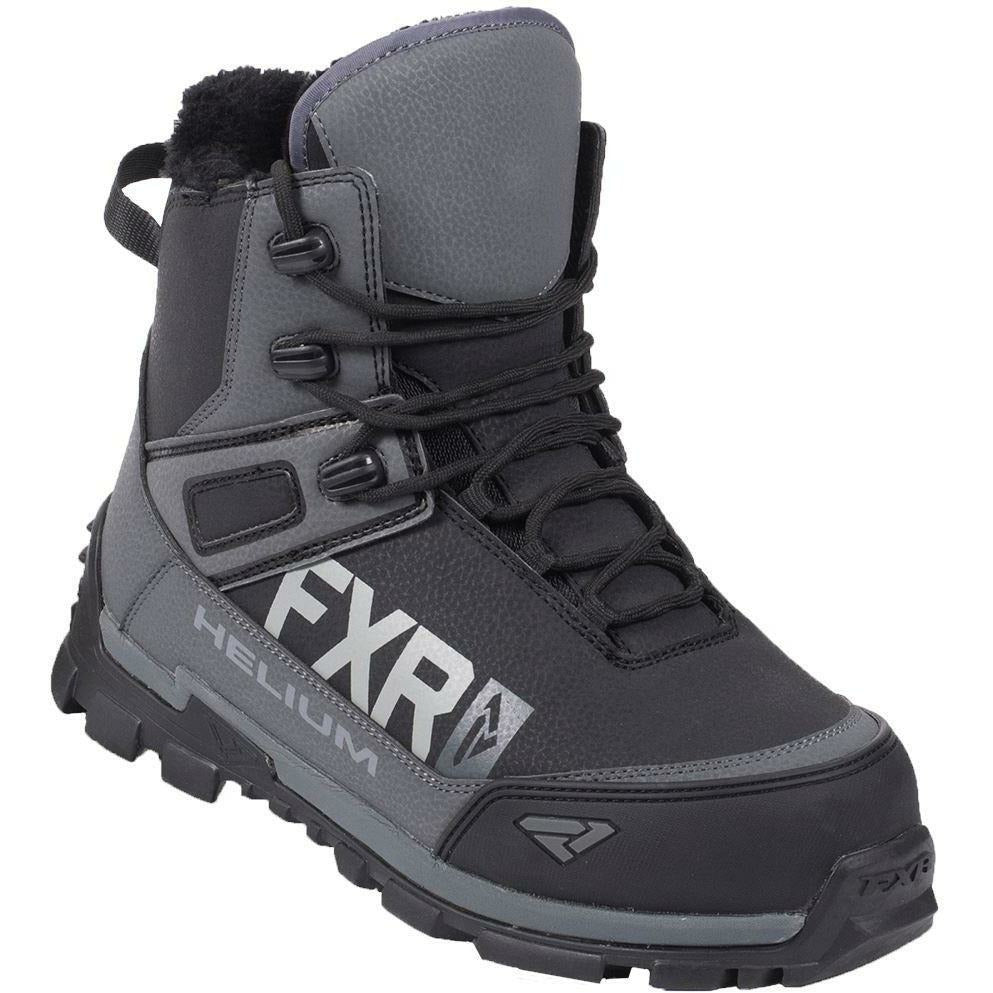 FXR Helium Outdoor Boot 2019 Footwear FXR Black/Char 5\7