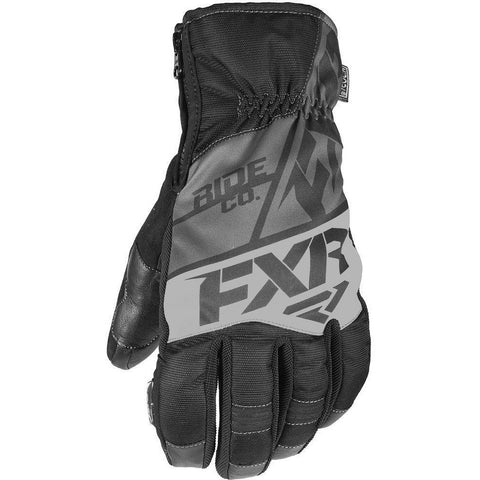 FXR M Fuel Short Cuff Glove 2019 Gloves FXR Black Ops XS