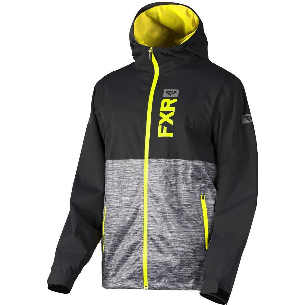 FXR M Force Dual-Laminate Jacket Jacket FXR Black/Hi Vis S