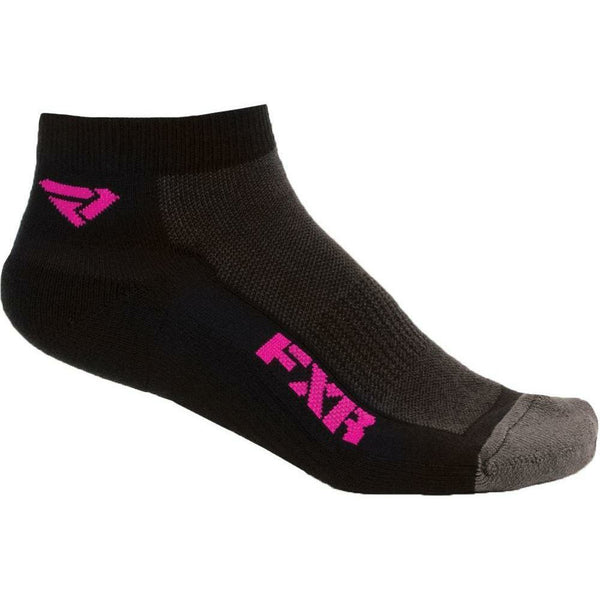 FXR Turbo Women's Ankle Socks (3 pack)