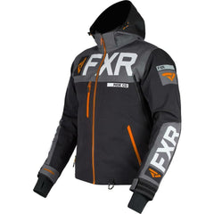 FXR M Helium Pro X Jacket 2019 Jacket FXR Black/Char/Orange S