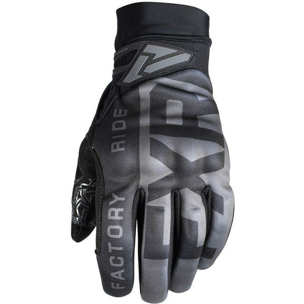FXR Cold Cross Pro-Tec Mens Glove 2019