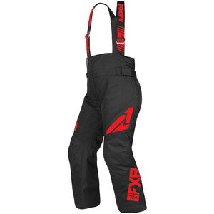 FXR Youth Clutch Pant 2019 Pants & Bibs FXR Black/Red 12