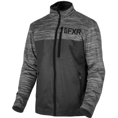 FXR M Elevation Tech Zip-Up 2019 Hoodie FXR Black Ops S