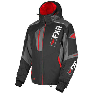 FXR M Renegade X4 Jacket 2019 Jacket FXR Black/Red/Char S
