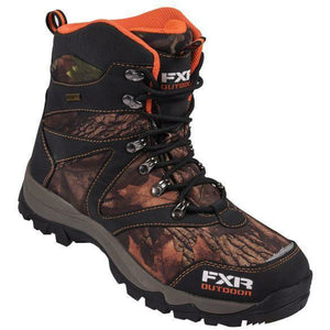 FXR Renegade Outdoor Boot | Clearance Footwear FXR Camo 6/8/38