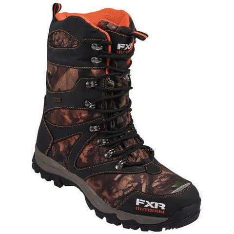 FXR Renegade Trail Boot | Clearance Footwear FXR Camo 6/8/38