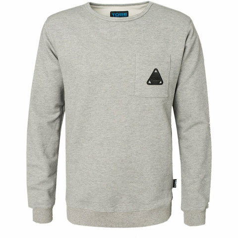 TOBE Re Sweater TOBE Re Sweater Marl Gray XS
