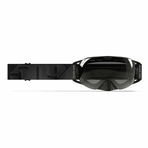 509 Revolver Snow Goggle Goggles 509 2020 Black Ops Polarized Photochromatic Smoke to Dark Smoke Tint