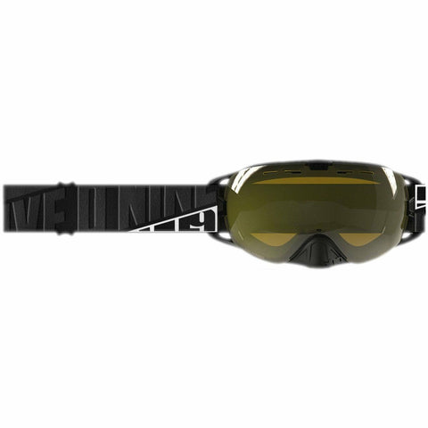 509 Revolver Snow Goggle Goggles 509 2019 Whiteout Polarized Yellow Tint