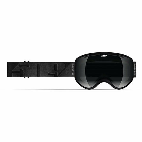 509 Ripper Youth Snow Goggle Goggles 509 2020 Black Ops Smoke Tint