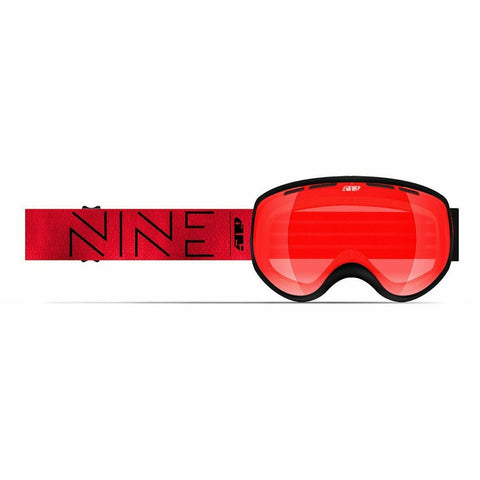 509 Ripper Youth Snow Goggle Goggles 509 2020 Red Red Tint