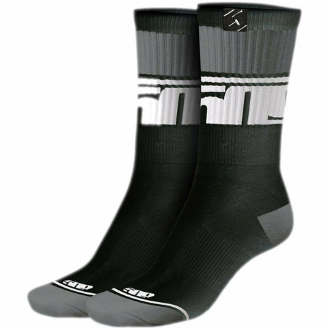 509 Route 5 Casual Socks Footwear 509 BLACK OPS LG - XL