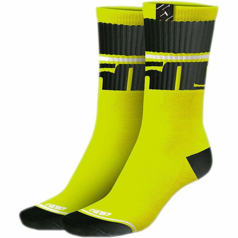 509 Route 5 Casual Socks Footwear 509 HI-VIS LG - XL