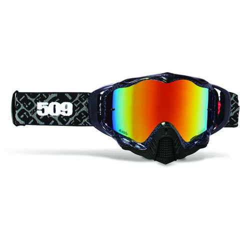 509 Sinister MX-5 Offroad Goggles | 509 Motocross Goggles Goggles 509 Black Fire