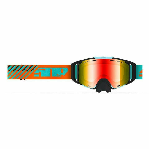 509 Sinister X6 Fuzion Goggle 2020 Goggles 509 Wildcard Fire Mirror/Light Rose HCS Lens