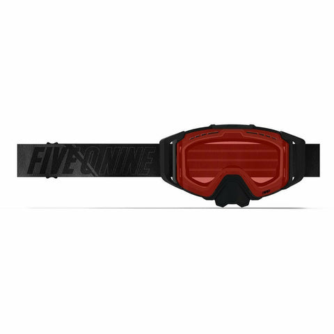 509 Sinister X6 Goggle 2020 Goggles 509 2020 Black with Rose Rose Tint