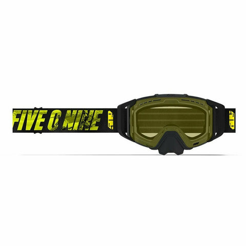 509 Sinister X6 Goggle 2020 Goggles 509 2020 Mountain Vis Polarized Yellow Tint