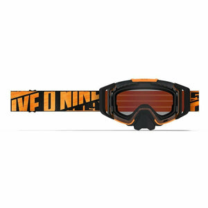 509 Sinister X6 Goggle 2020 Goggles 509 2020 Particle Orange Clear