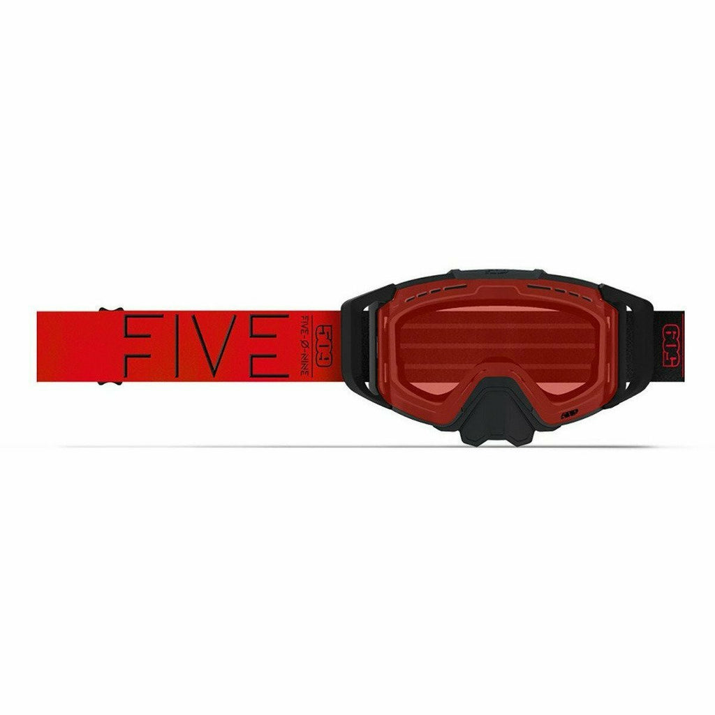 509 Sinister X6 Goggle 2020 Goggles 509 2020 Red Red Tint
