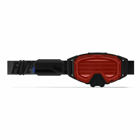 509 Sinister X6 Ignite Goggle 2020 Goggles 509 2020 Black with Rose Heated Rose Tint