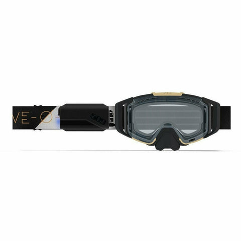 509 Sinister X6 Ignite Goggle 2020 Goggles 509 2020 Khaki Heated Photochromatic Clear