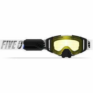 509 Sinister X6 Ignite Goggle 2021 Goggles 509 Whiteout Polarized Yellow Tint (21)