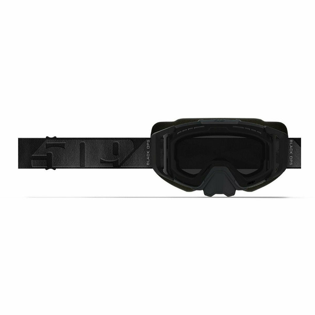 509 Sinister XL6 Goggle 2020 Goggles 509 2020 Black Ops Photochromatic Polarized Smoke Tint