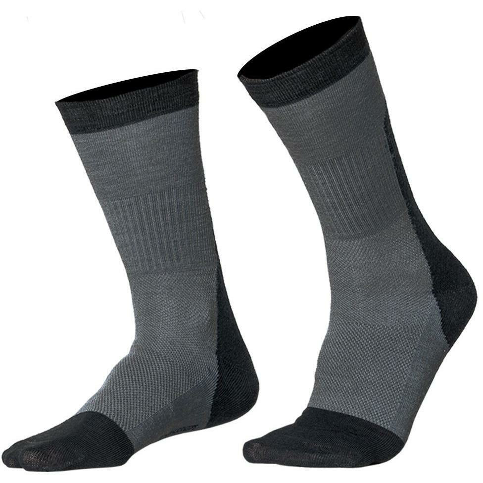 TOBE Socks Skilled Classic Liner 21 TOBE 2021 Dark Grey/Grey US 4-6