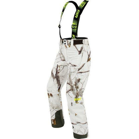 FXR Squadron Child Pant | Clearance Pants & Bibs FXR Realtree APHD Snow 8