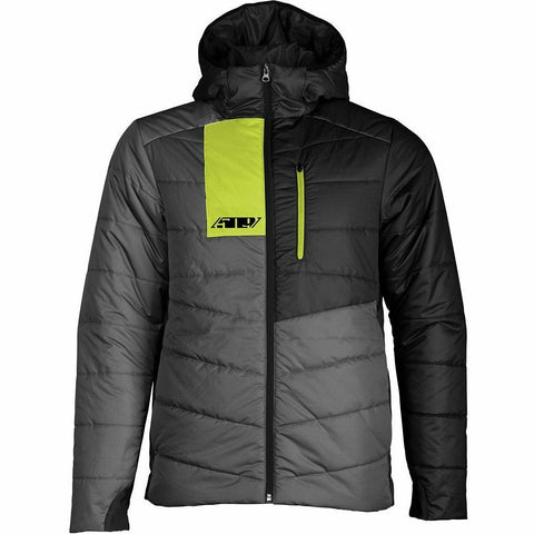 509 Syn Loft Insulated Hooded Jacket Jacket 509 2020 Grey/Hi-Vis Small