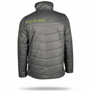 509 Syn Loft Jacket 2019 Jacket 509 Grey/Hi-Vis | Back