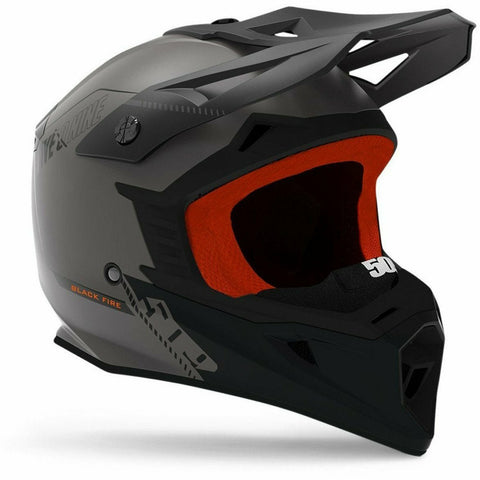 509 Tactical Snow Helmet Helmet 509 2020 Black Fire XS