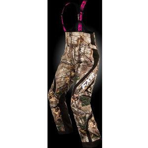 FXR Team Womens Pant | Clearance Pants & Bibs FXR Realtree Xtra 12