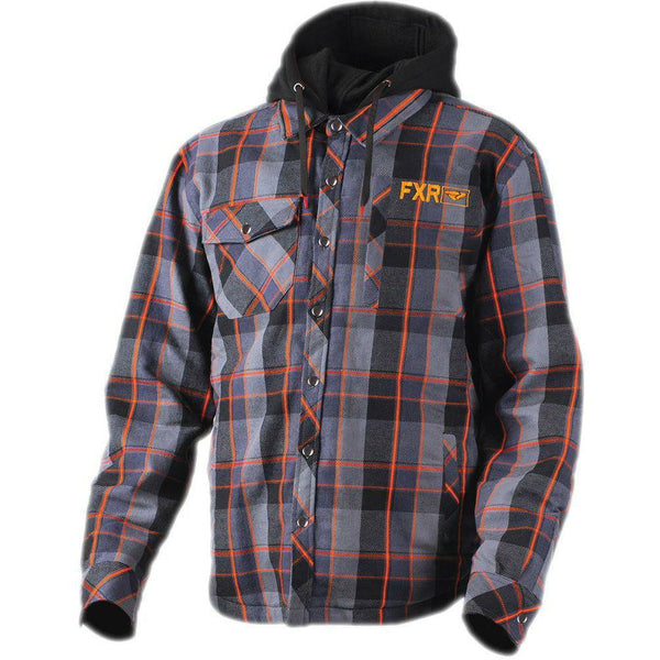 FXR Timber Plaid Mens Insulated Jacket