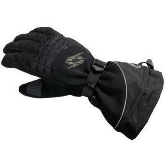 Castle Mission Glove Gloves Castle Black 2XL