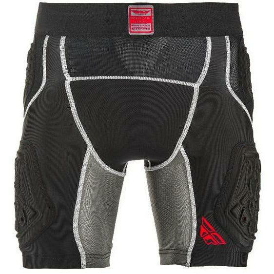 Fly Racing Barricade Compression Shorts Body Armor Fly Racing LG