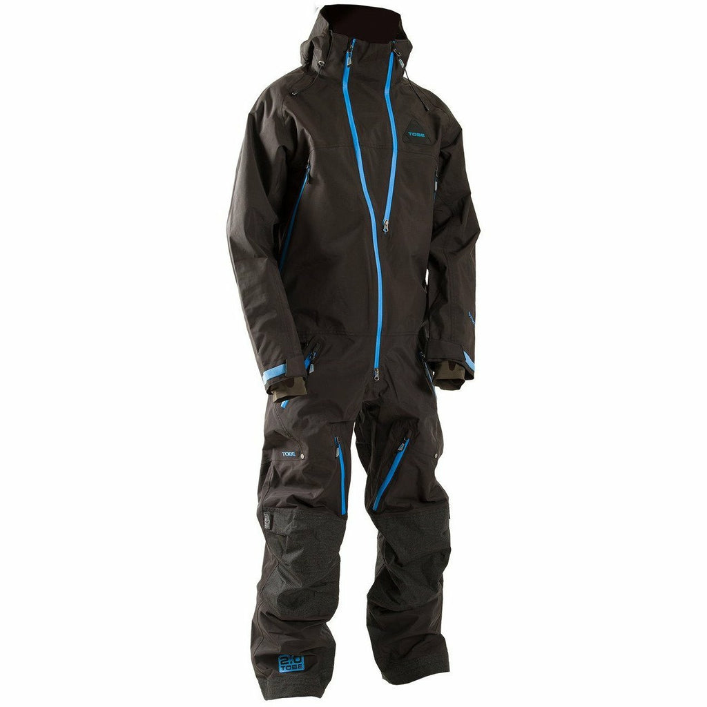 TOBE Vivid Mono Suit TOBE Vivid Mono Suit Black Aster 2XS