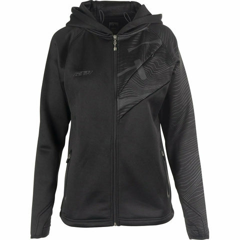 509 Tech Zip Women's Hoodie Hoodie 509 2019 Black SM
