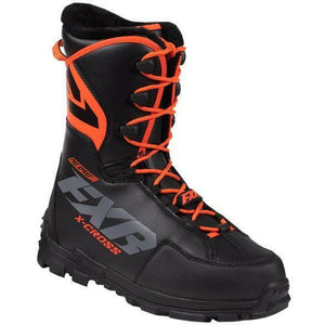 FXR X-Cross Pro Speed Boot 2020 Footwear FXR Black/Orange 4/6/36