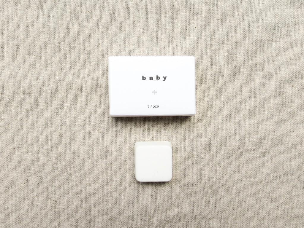 baby+ | bar soap 3.4oz