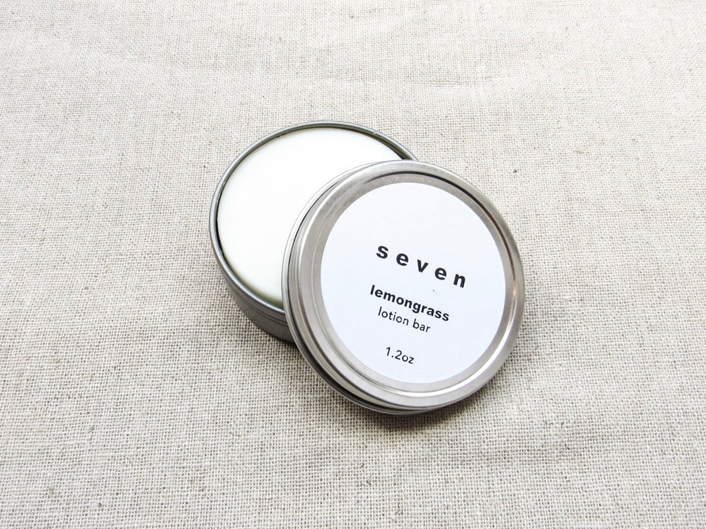 seven | Lotion Cake in Tin (1.2oz)